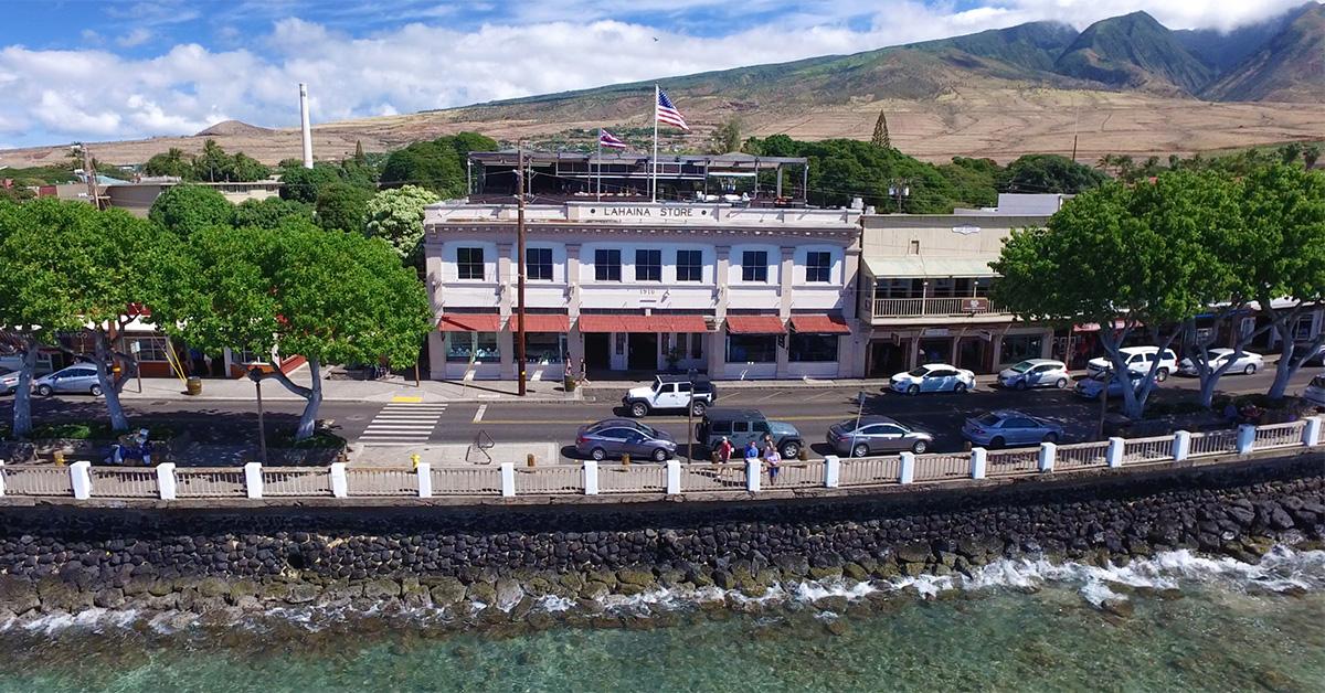 Fleetwood's Restaurant Maui