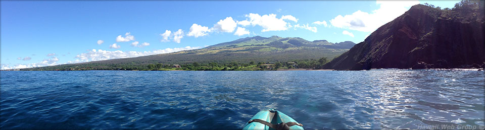 kayak maui hawaii