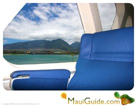 superferry passenger seat